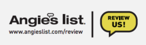 Angie's list review us logo