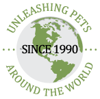 Unleashing pets around the world since 1990