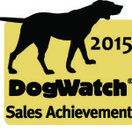 Sales achievement award for 2015